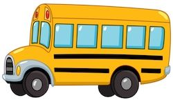 Stock Image Transportation In 2020 School Bus Clipart Bus