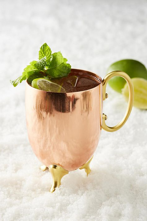 Beautiful Moscow Mule Mug