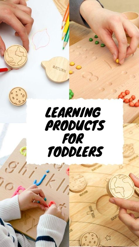 Blue ginkgo's Learning Products for Toddlers