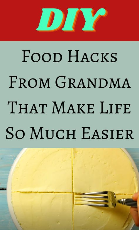 Diy Hacks, Food Hacks, Cleaning Hacks, Cooking Hacks, Food Tips, Baking Secrets, Baking Tips, Kitchen Life Hacks, Kitchen Tips