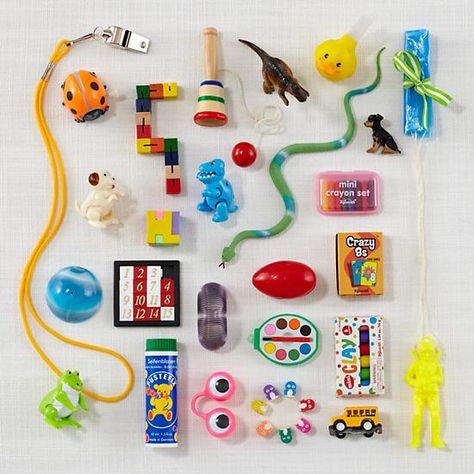 Christmas Cracker Toys.Countdown Calendar Stuffers Set Of 25 The Land Of Nod