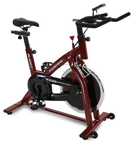 Bladez Fitness Fusion Gs Ii Indoor Cycle Red Review Indoor