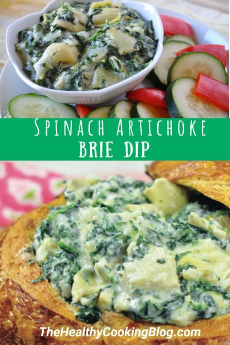 Delecious Food Image Inspiration Artichoke Spinach Dip Recipe