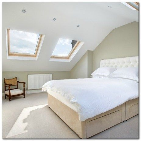 Simple Loft Conversion Ideas For Dormer In 2020 With Images Loft Room Loft Conversion Bedroom Loft Spaces