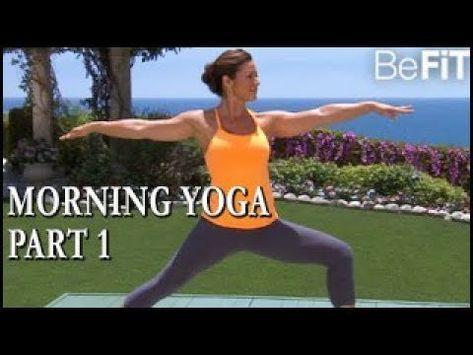10) Morning Yoga Routine Part 1: Element Yoga- Mia Togo