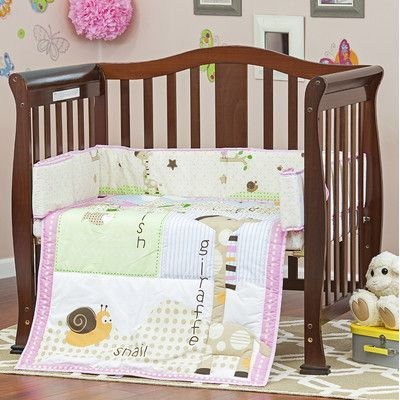 Dream On Me Jungle Friends 3 Piece Reversible Portable Crib Bedding Set Review Portable Crib Bedding Jungle Crib Bedding Crib Sets