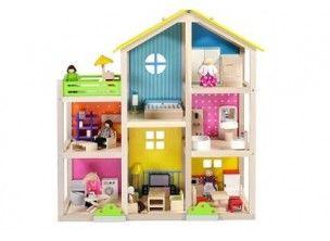 Large Dolls House - Complete Set