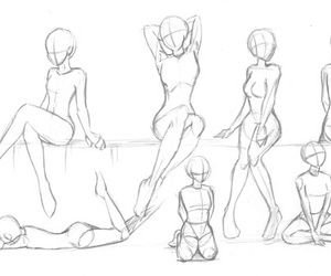 Art Drawing And Draw Imageの画像 Girl Drawing Sketches Art