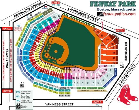 Red Sox Nation Red Sox Tickets Fenway Park Boston Red Sox