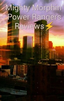 """I just published """"Two heads are better than one"""" of my story """"Mighty morphin' reviews""""."""