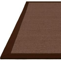 Benuta Naturals Teppich Sisal Dunkelbraun 200x200 Cm Naturfaserteppich Aus Sisalbenuta De Sisalteppich Teppich Sisal Und Sisal