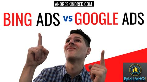 Is Google Better Than Bing For Placing Ads?