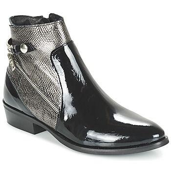€Chaussures Boots Noir Argenté Regard RUBAL 169 00 DWE9H2IY