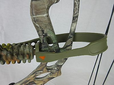 Archery Alloy Bow Stabilizer Compound Arrow Bow Hunting Target Wrist Sling Strap