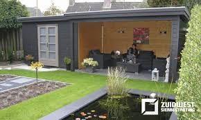 Welp Afbeeldingsresultaat voor kleine tuin tuinhuis (met afbeeldingen GH-19