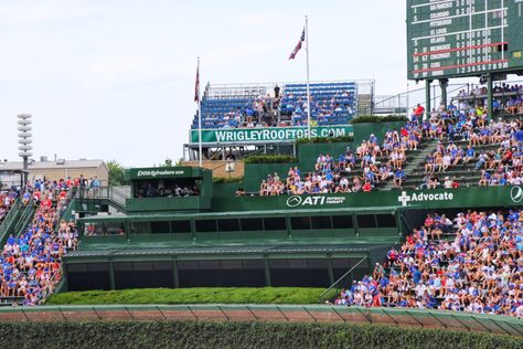 Seeing a Chicago Cubs Game at Wrigley Field With Your Family by Fab Everyday!
