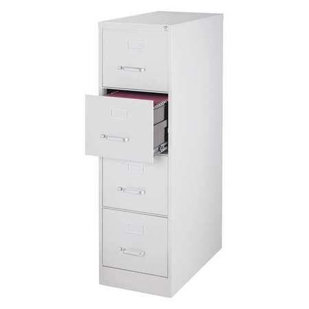 Hirsh 16700 206 62 15 W 4 Drawer Vertical File Cabinet Light Gray Letter Filing Cabinet Metal Filing Cabinet Cabinet