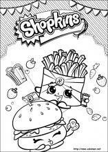 Dibujos De Shopkins Para Colorear En Colorear Net Shopkins Para Colorear Shopkins Dibujos Shopkins