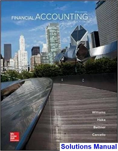 financial and managerial accounting 17th edition pdf free download