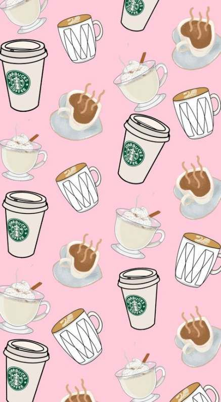 68 Trendy Wall Paper Tumblr Starbucks Iphone Wallpapers Wall