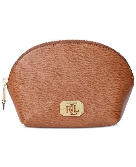 d36d6c8fc1 Lauren Ralph Lauren Whitby Shell Cosmetic Case