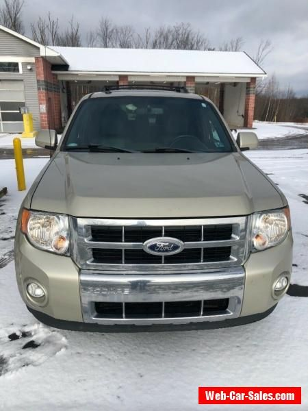 2012 Ford Escape Limited Ford Escape Forsale Canada