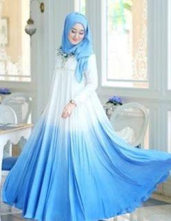 Busana Muslim Dian Pelangi Terbaru Model Baju Lebaran Dian Pelangi