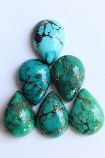 Tibetan Turquoise Cabochon