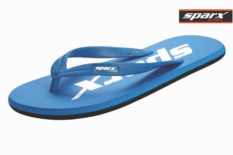 Sparx Men Flip-Flops Blue Sleeper at