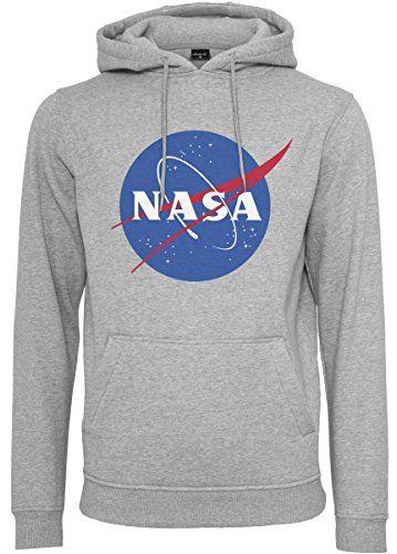 Mister Tee NASA Hoodie Sweat à Capuche Homme   Nasa hoodie