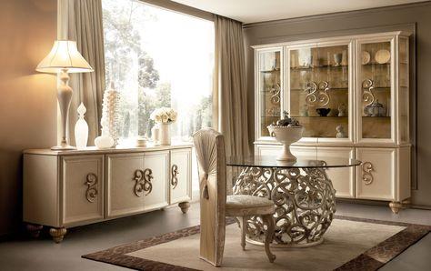 Ambienti e soggiorni classici, arredamento del soggiorno ...