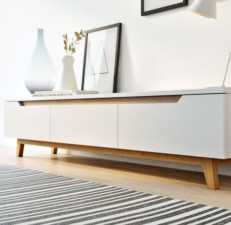 Mikkel TV Stand | Rove Concepts Kure Mid-Century Furniture