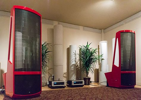 MartinLogan Statement EvoII & Audio Research & ClearAudio