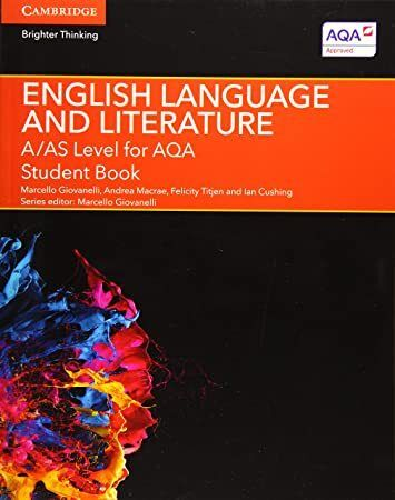 Pdf Free A As Level English Language And Literature For Aqa