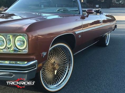 1975 Chevrolet Caprice Thank you to Terry Hill for sending this one in