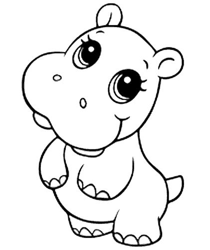 Su Aygiri Boyama Sayfasi Okuloncesitr Preschool Aygiri