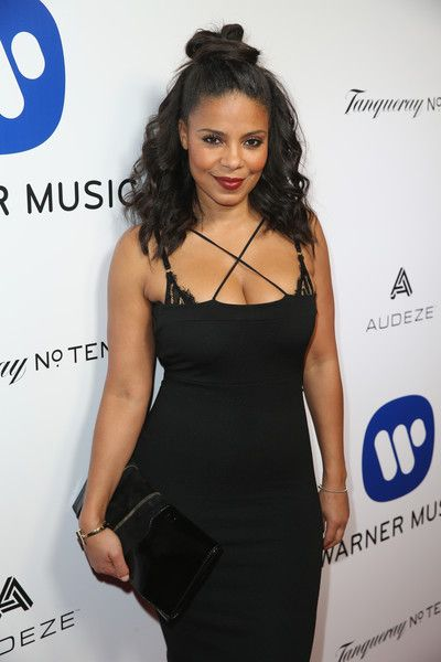 Sanaa Lathan Photos Photos - Sanaa Lathan attends The Premiere Of Universal Pictures