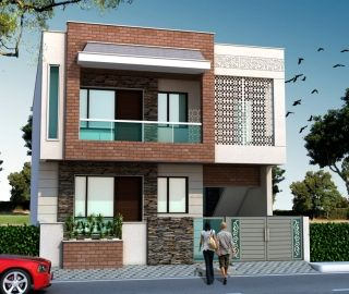 Latest Home Elevation Design By Gharbanavo Com House Elevation Exterior Design House Map