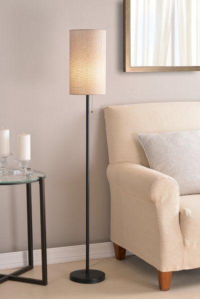 Ebern Designs Gough 56 Traditional Floor Lamp Wayfair Traditional Floor Lamps Black Floor Lamp Floor Lamp