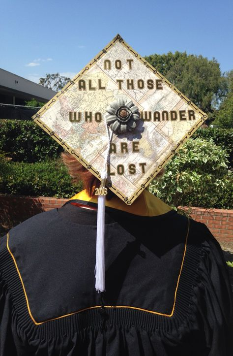 Graduation Cap Cal State Long Beach 2016 With Images