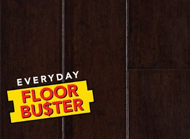 Major Brand 7 16 X 5 1 8 Prefinished Solid Cocoa Strand Distressed Bamboo Flooring 15 Year Warranty Le Bamboo Flooring Bamboo Flooring Cleaning Flooring