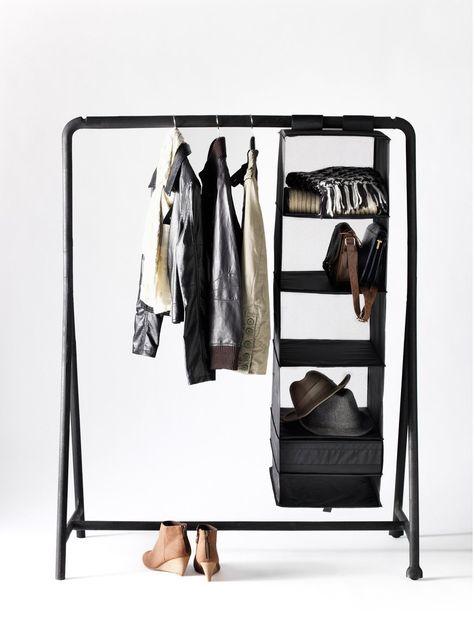 Top Ten: The Best Freestanding Wardrobes and Clothing Racks