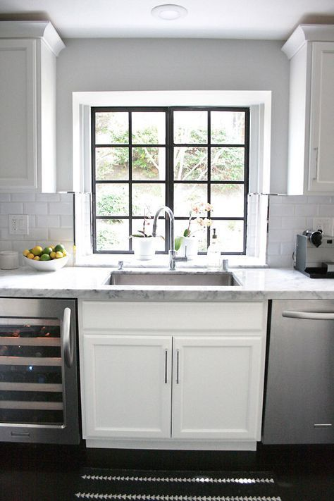 Kitchen Window Frame House 35 Trendy Ideas Kitchen Inspirations