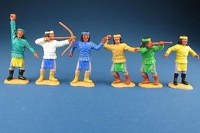 Timpo Toys Indianer  Apache