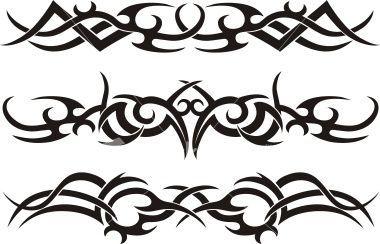 Tattoo Trends \u2013 tribal tattoo bracelets