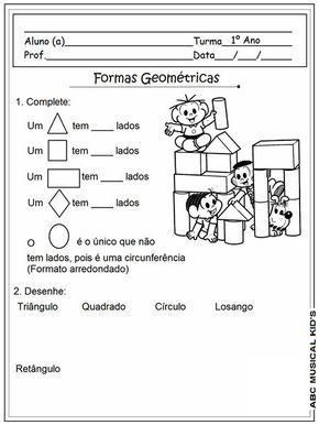 Pin De Grettel Masis Valverde Em Matematicas Atividades De