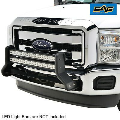 Details About Bull Bar Black Double 32 Led Fits 2011 2016 Ford F