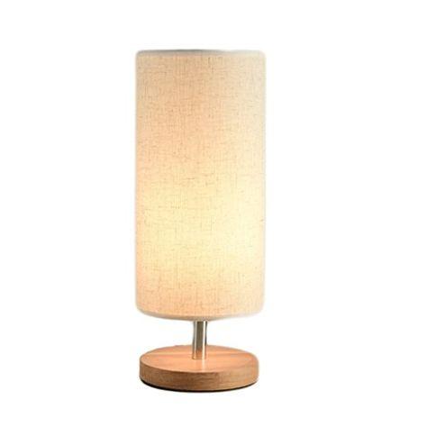 Night Lights The Nordic Minimalist Style Bedside Table Lamp E27 Base Study Desk Lamp-eu