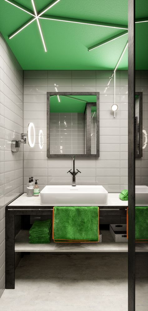 Caparol Icons No 80 Youthquake Bauhaus Wandfarbe Bad Farben Wandfarbe Hellgrau