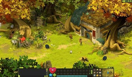 Dofus - Games Like Wizard101  A game which allows MMORPG and